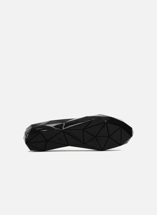Ballet pumps United Nude Lo Res Low Black view from above
