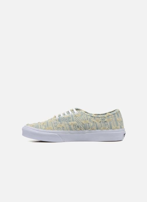 Sneakers Vans Authentic Slim W Multicolore immagine frontale