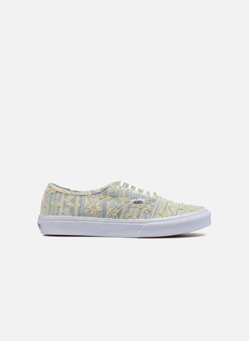 Sneakers Vans Authentic Slim W Multicolore immagine posteriore