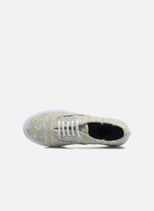 Sneakers Vans Authentic Slim W Multicolore immagine sinistra
