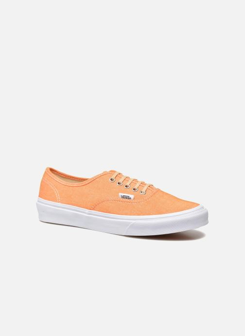 8170cc853a Vans Authentic Slim W (Orange) - Trainers chez Sarenza (249061)