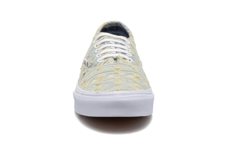 Baskets Vans Authentic Slim W Multicolore vue portées chaussures