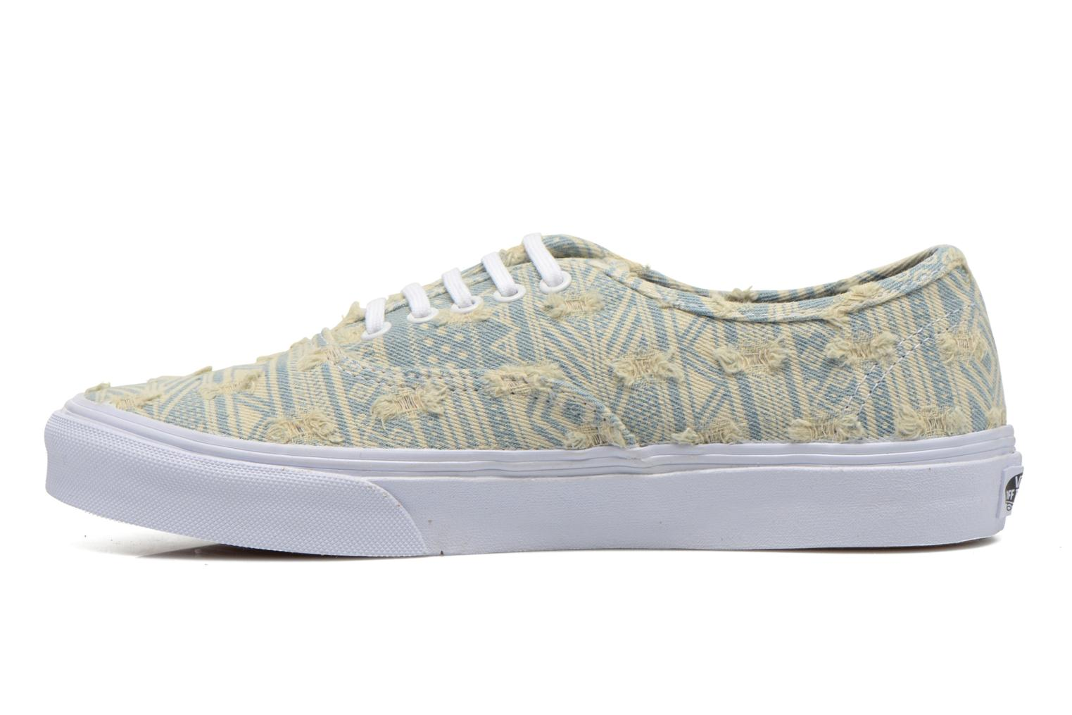 Sneakers Vans Authentic Slim W Multicolore immagine frontale