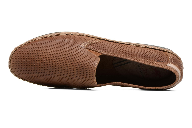Loafers Fluchos Bahamas 8674 Brun se fra venstre