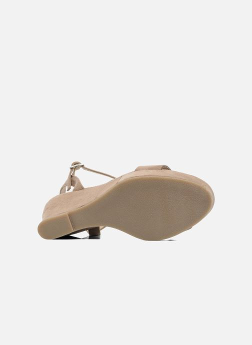 Sandalen ES by Elizabeth Stuart Jason 606 Beige boven