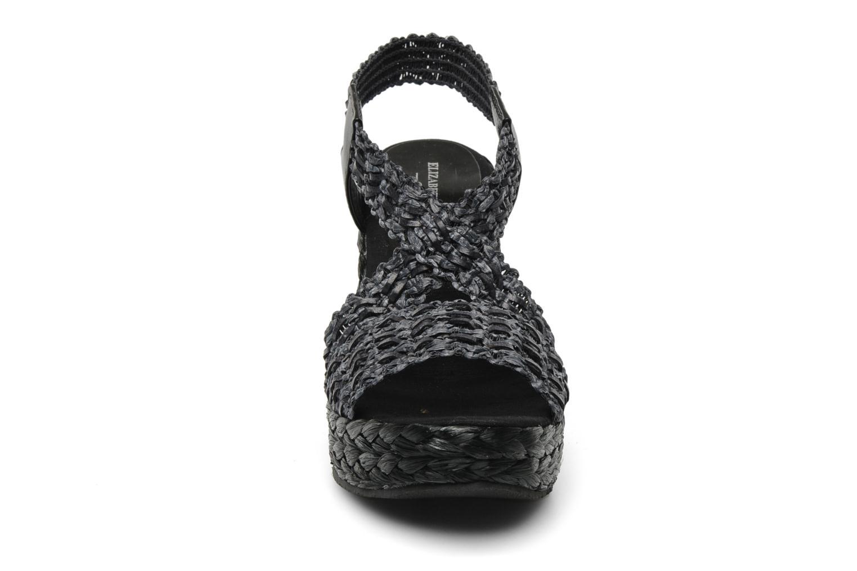 Sandals Elizabeth Stuart Fuxy 310 Black model view