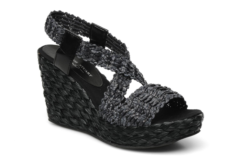 Sandales et nu-pieds Elizabeth Stuart Fuxy 310 Noir vue détail/paire