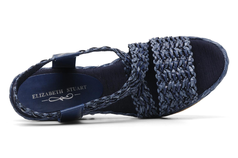 Sandales et nu-pieds Elizabeth Stuart Fuxy 310 Bleu vue gauche