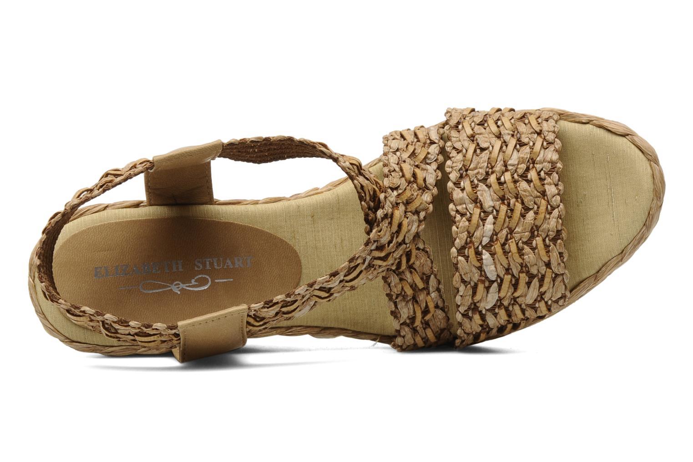 Sandali e scarpe aperte Elizabeth Stuart Fuxy 310 Beige immagine sinistra