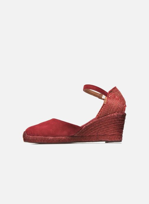Sandales et nu-pieds Elizabeth Stuart Volga 630 Bordeaux vue face