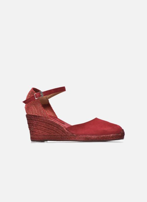 Sandales et nu-pieds Elizabeth Stuart Volga 630 Bordeaux vue derrière