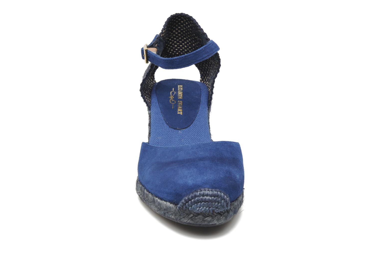 Sandali e scarpe aperte Elizabeth Stuart Volga 630 Azzurro modello indossato