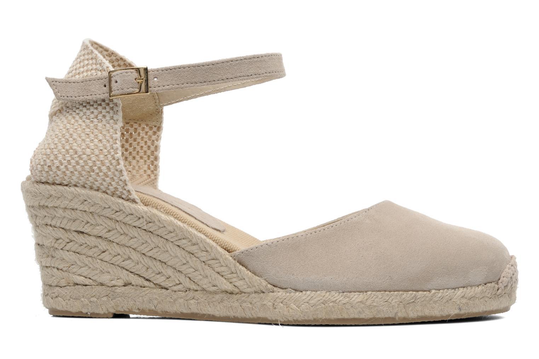 Sandales et nu-pieds Elizabeth Stuart Volga 630 Beige vue derrière