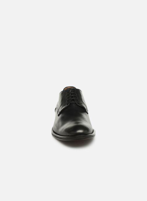 Chaussures à lacets Florsheim Russell Noir vue portées chaussures