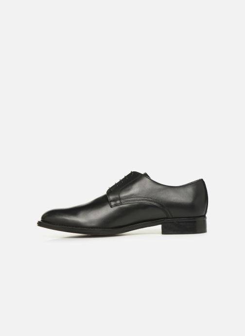 Chaussures à lacets Florsheim Russell Noir vue face