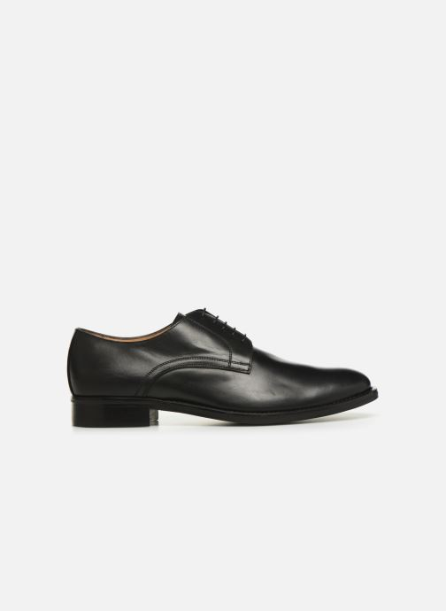 Chaussures à lacets Florsheim Russell Noir vue derrière