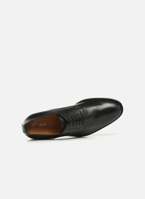 Chaussures à lacets Florsheim Russell Noir vue gauche
