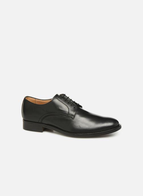 Chaussures à lacets Florsheim Russell Noir vue détail/paire