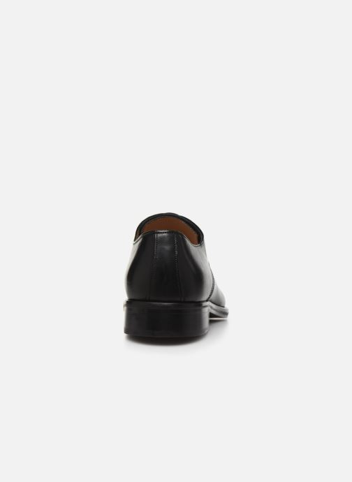 Chaussures à lacets Florsheim Russell Noir vue droite