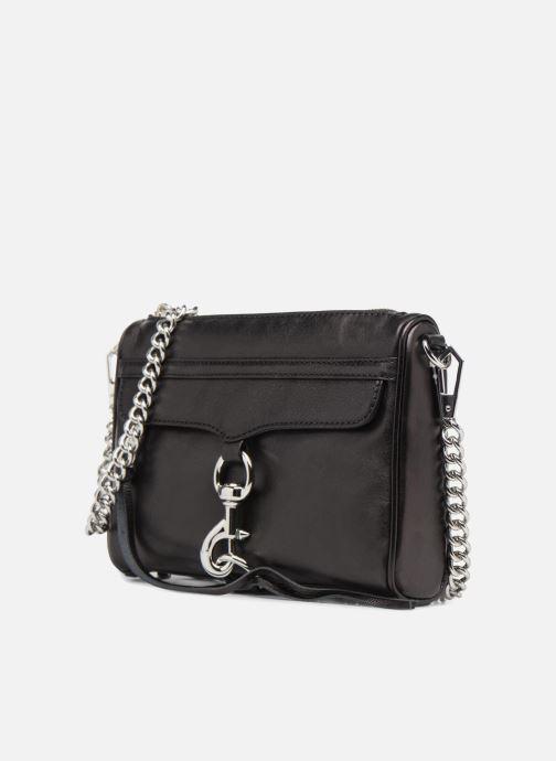 Handtassen Rebecca Minkoff Mini MAC Zwart model