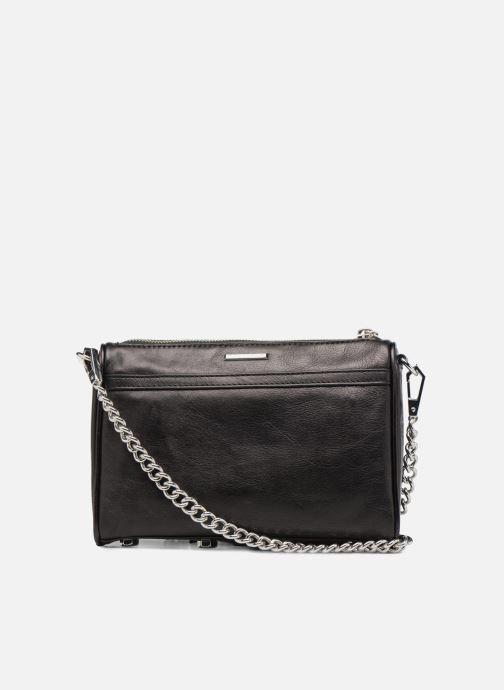 Handtassen Rebecca Minkoff Mini MAC Zwart voorkant