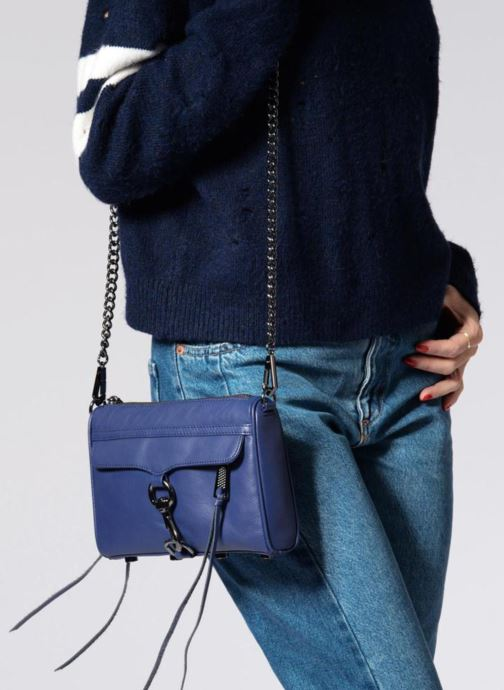 Handtassen Rebecca Minkoff Mini MAC Zwart onder