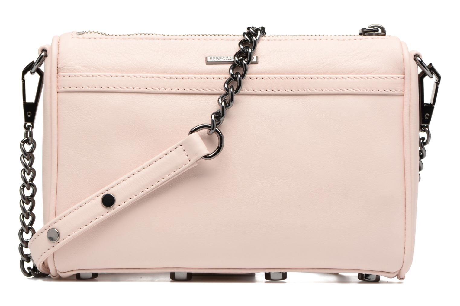 Sacs à main Rebecca Minkoff Mini MAC Rose vue face