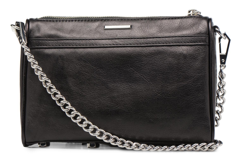 Handbags Rebecca Minkoff Mini MAC Black front view