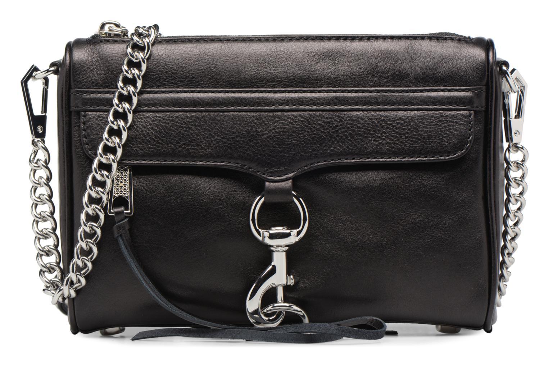 Bolsos de mano Rebecca Minkoff Mini MAC Negro vista de detalle / par