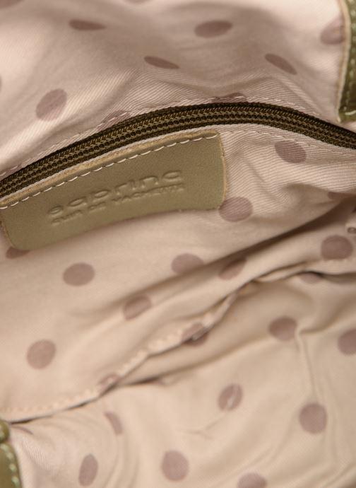 Handväskor Sabrina Alice Grön bild från baksidan