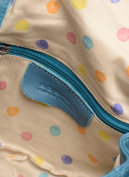 Handväskor Sabrina Alice Blå bild från baksidan