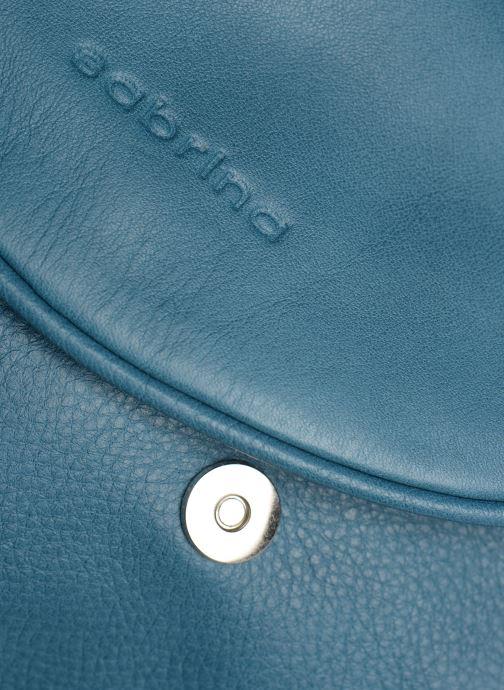 Handväskor Sabrina Alice Blå bild från vänster sidan