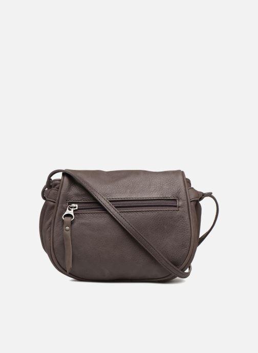 Handbags Sabrina Alice Brown front view