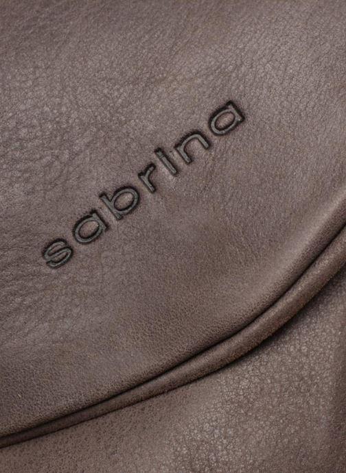 Handtaschen Sabrina Alice braun ansicht von links