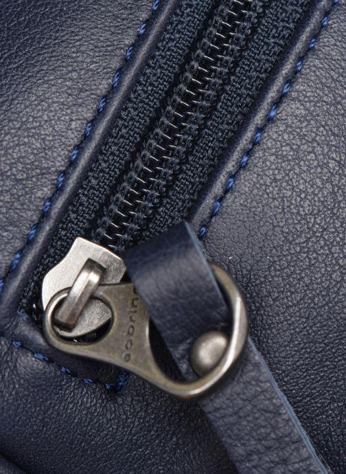 Bolsos de mano Sabrina Alice Azul vista lateral izquierda