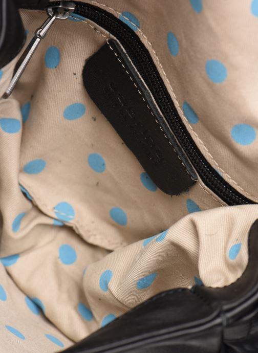 Handtaschen Sabrina Alice schwarz ansicht von links