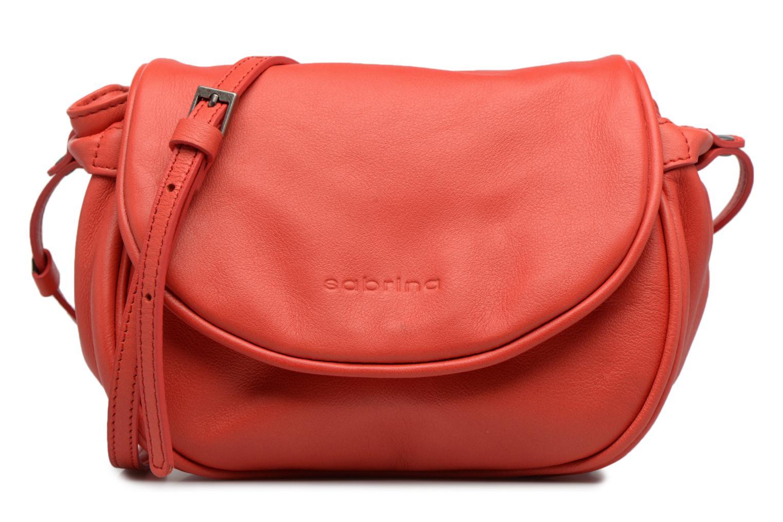 Handtassen Sabrina Alice Rood detail