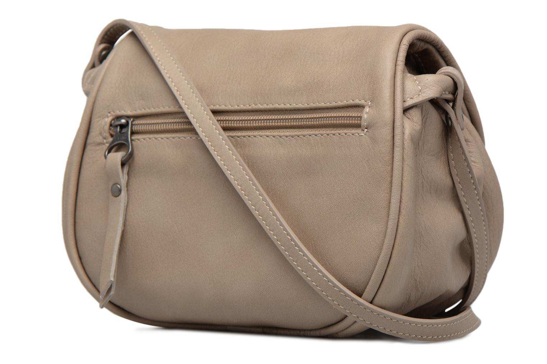 Handtaschen Sabrina Alice beige ansicht von rechts