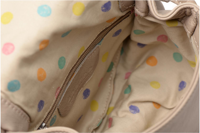 Handtaschen Sabrina Alice beige ansicht von hinten