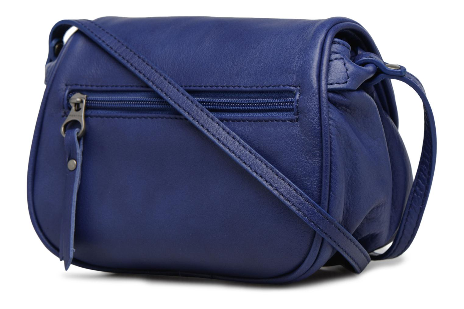 Handbags Sabrina Alice Blue view from the right