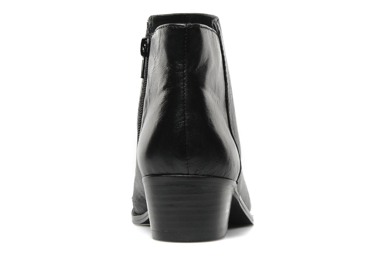 Bottines et boots Steve Madden PRAQUE Noir vue droite