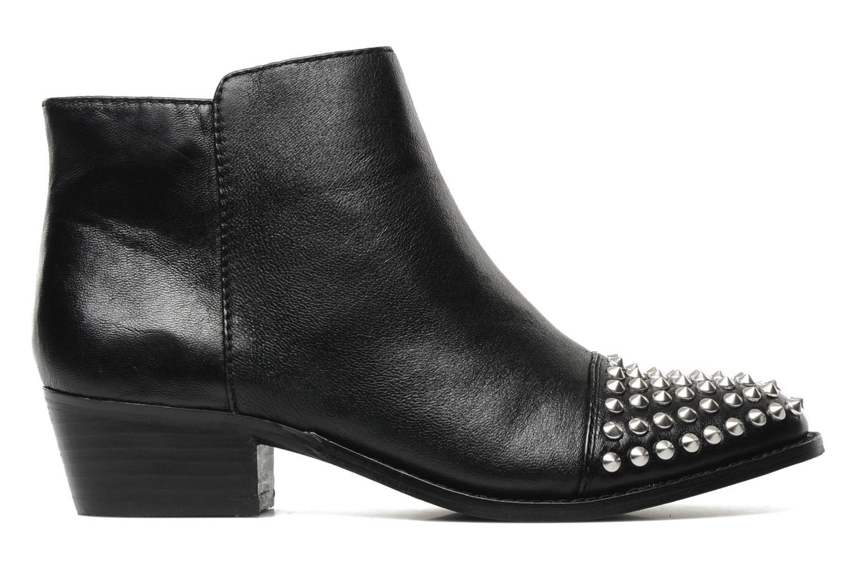 Bottines et boots Steve Madden PRAQUE Noir vue derrière
