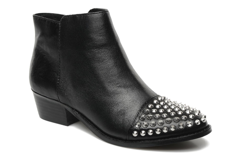 Bottines et boots Steve Madden PRAQUE Noir vue détail/paire