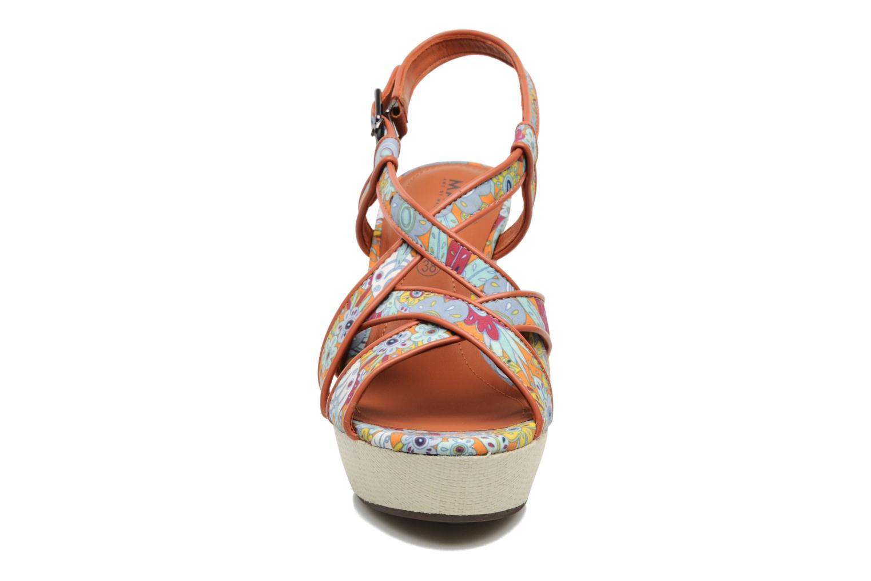 Sandalias MARC MINOUCHA Multicolor vista del modelo
