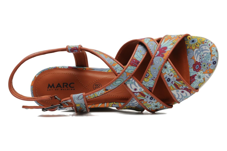 Sandalias MARC MINOUCHA Multicolor vista lateral izquierda