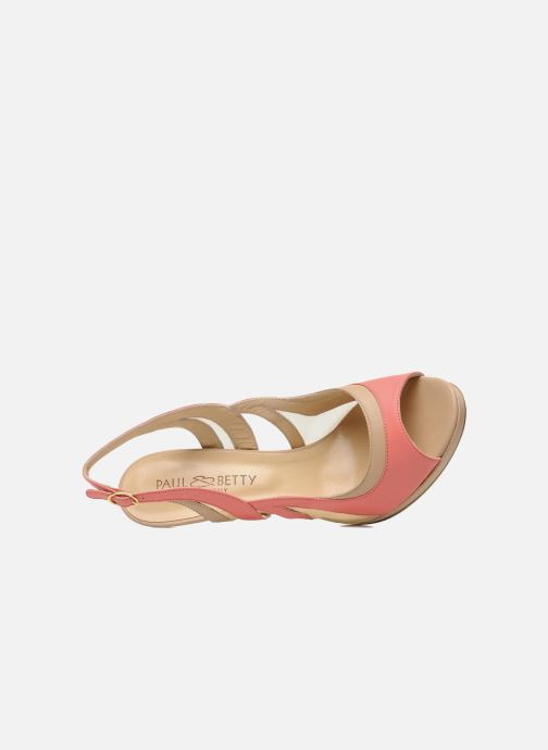Sandalen Paul & Betty MARCOS Roze links