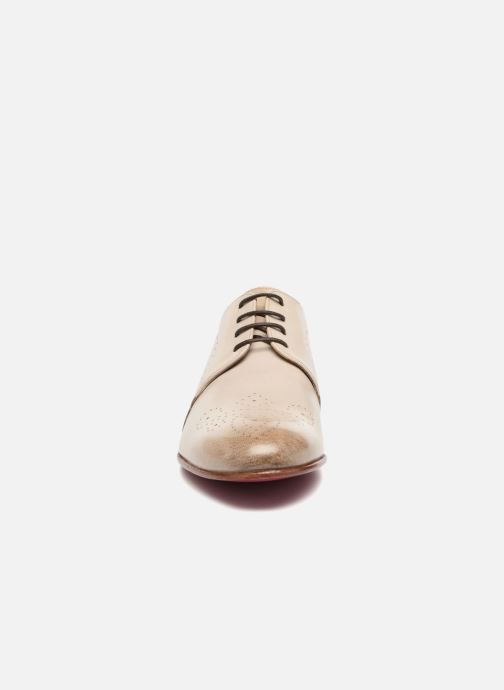 Lace-up shoes Melvin & Hamilton Sally 1 Beige model view