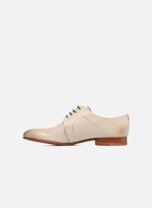 Chaussures à lacets Melvin & Hamilton Sally 1 Beige vue face