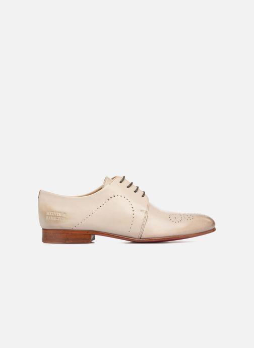 Chaussures à lacets Melvin & Hamilton Sally 1 Beige vue derrière
