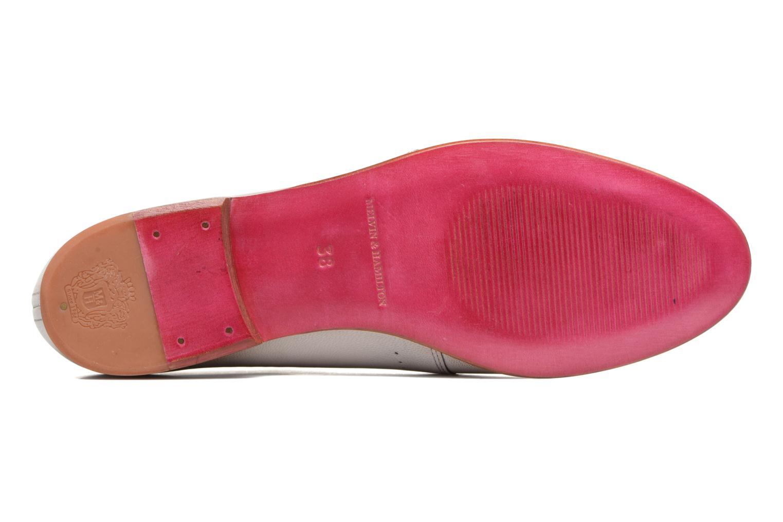 Chaussures à lacets Melvin & Hamilton Sally 1 Beige vue haut